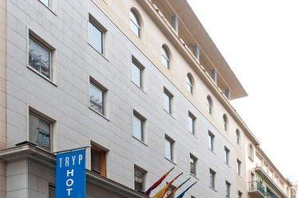 Tryp Ciudad de Elche Hotel - фото 51