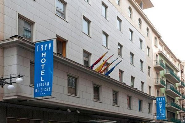 Tryp Ciudad de Elche Hotel - фото 22