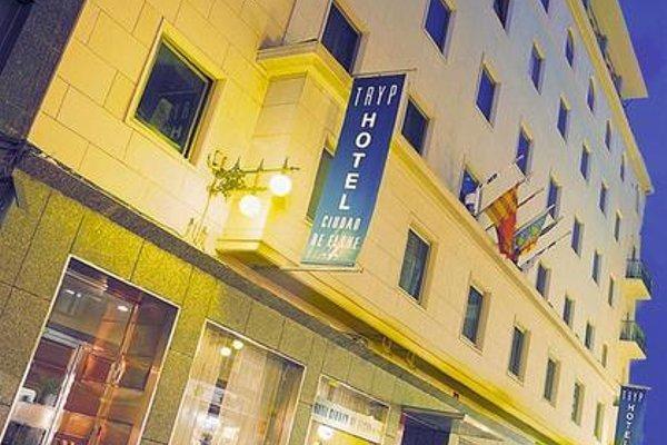 Tryp Ciudad de Elche Hotel - фото 23