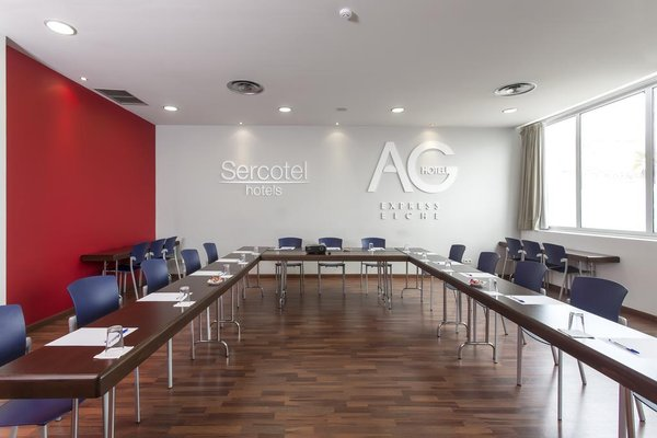 Hotel Sercotel AG Express Elche - 21
