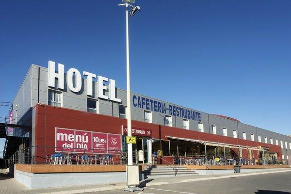 Hotel Sercotel AG Express Elche - 23