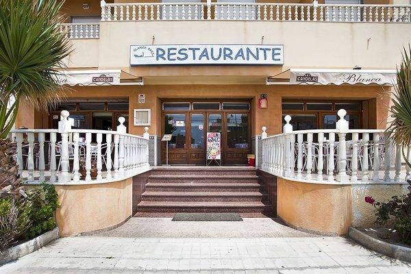 Hotel Blanca Brisa Cabo de Gata - фото 16