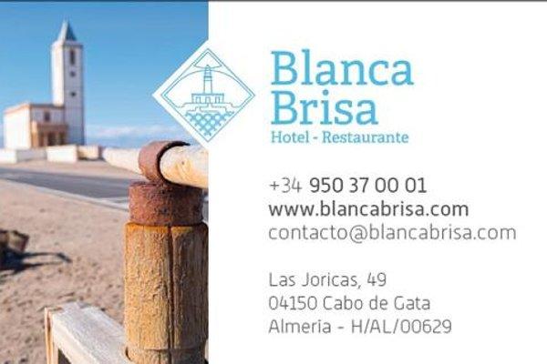 Hotel Blanca Brisa Cabo de Gata - photo 17