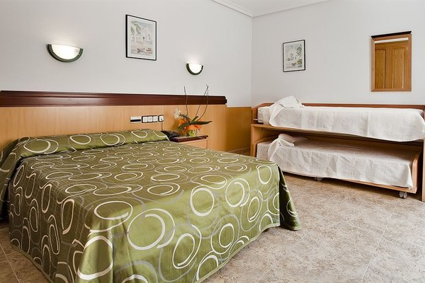 Hotel Blanca Brisa Cabo de Gata - фото 3