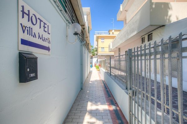 Hotel Villa Maria - фото 15