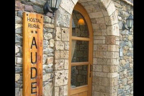 Hostal Rural Aude - фото 16