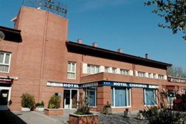 Hotel Cisneros - фото 23