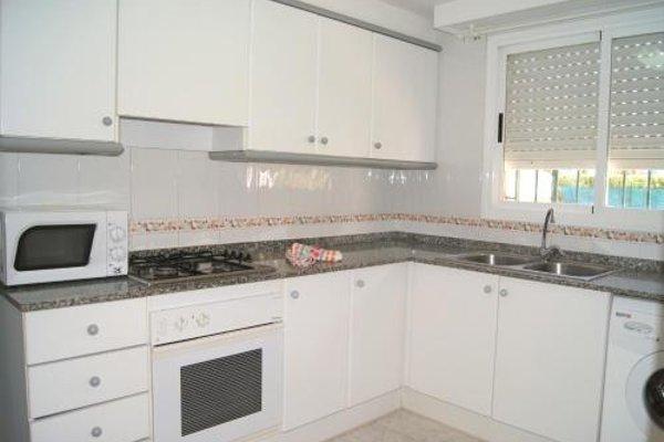 Apartamentos Talima - BTB - фото 19