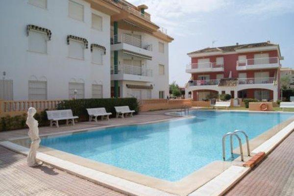 Apartamentos Talima - BTB - фото 20
