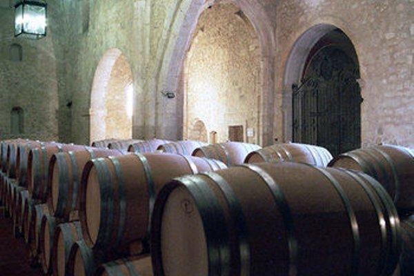 Residencia Real del Castillo de Curiel - 13