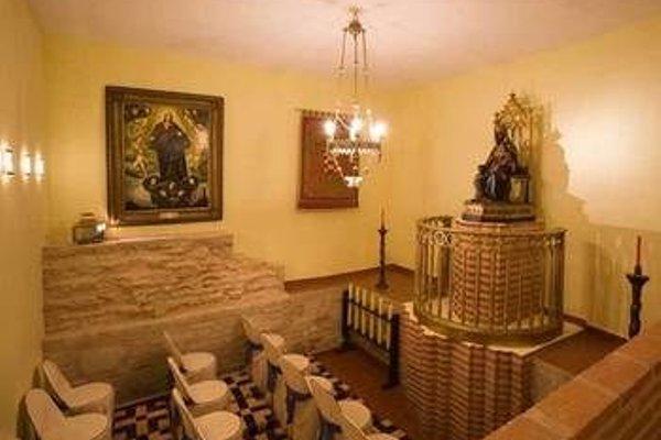 Residencia Real del Castillo de Curiel - 14