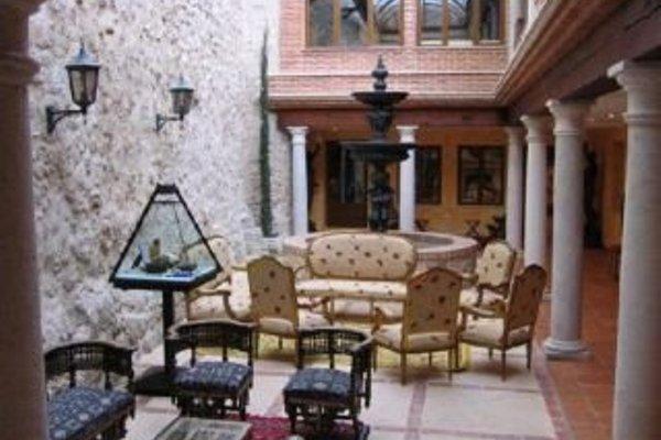 Residencia Real del Castillo de Curiel - 15