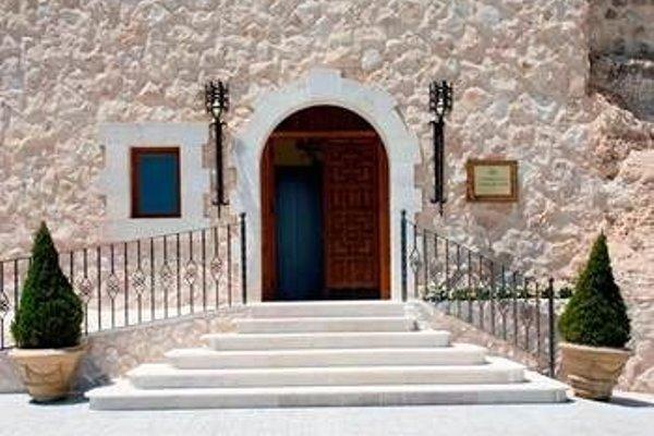 Residencia Real del Castillo de Curiel - 20