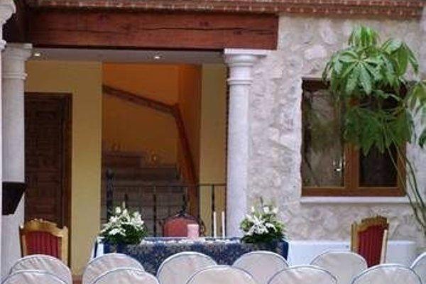 Residencia Real del Castillo de Curiel - 21