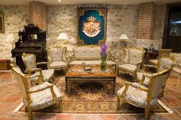 Residencia Real del Castillo de Curiel - 3