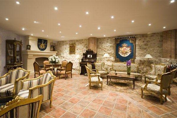 Residencia Real del Castillo de Curiel - 5