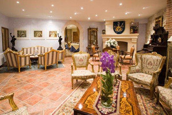 Residencia Real del Castillo de Curiel - 6