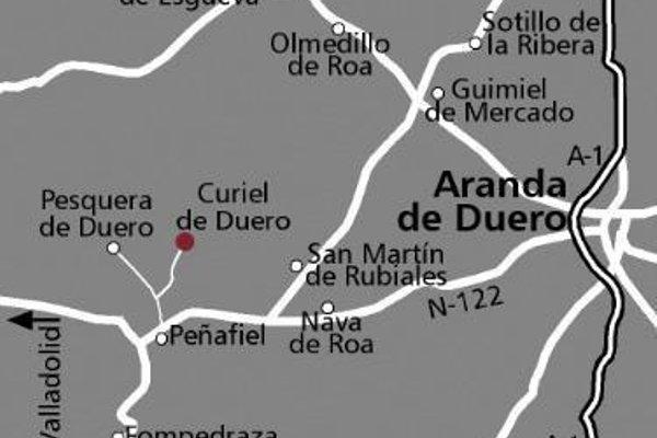 Residencia Real del Castillo de Curiel - 9