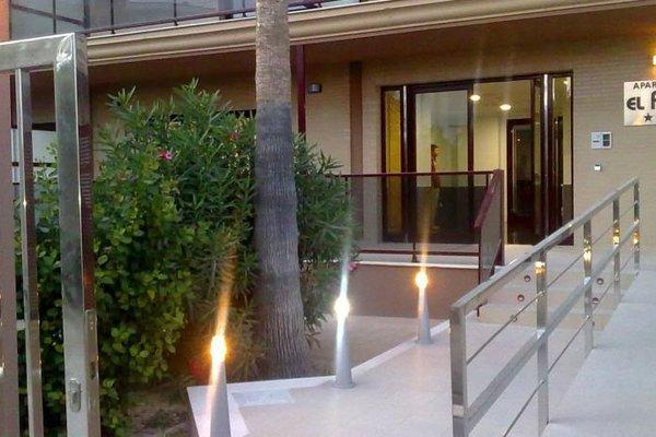 Aparthotel El Faro - фото 16