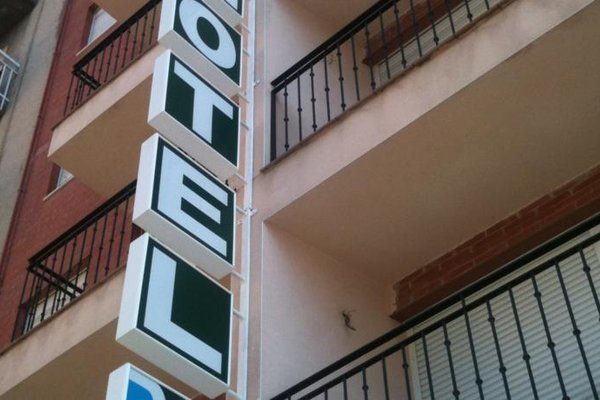 Hotel RC Ramon y Cajal - фото 20