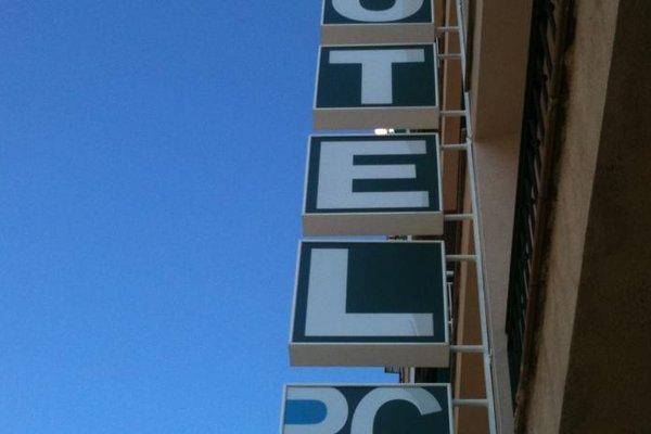 Hotel RC Ramon y Cajal - фото 21