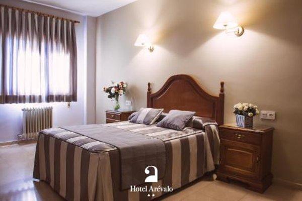 Hotel Arevalo - фото 50