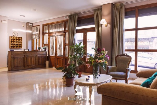 Hotel Arevalo - фото 12