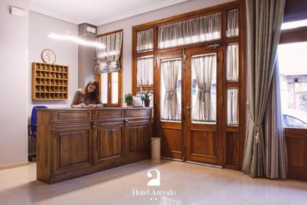 Hotel Arevalo - фото 8