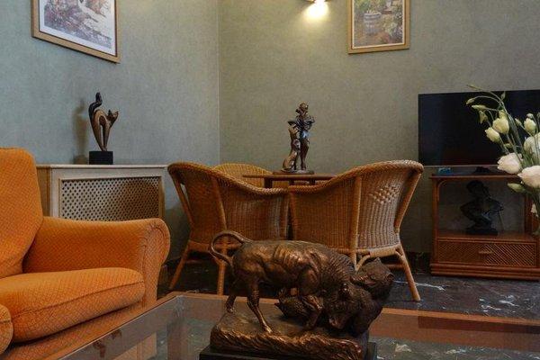 Hotel Goya - фото 14