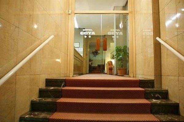 Hotel Goya - фото 20