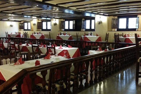 Hotel Nuevo Arlanza - фото 12
