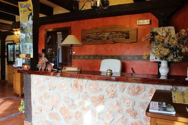Hotel Dona Sancha - фото 13