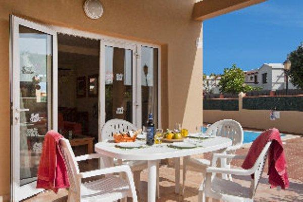Villas las Margaritas - фото 18