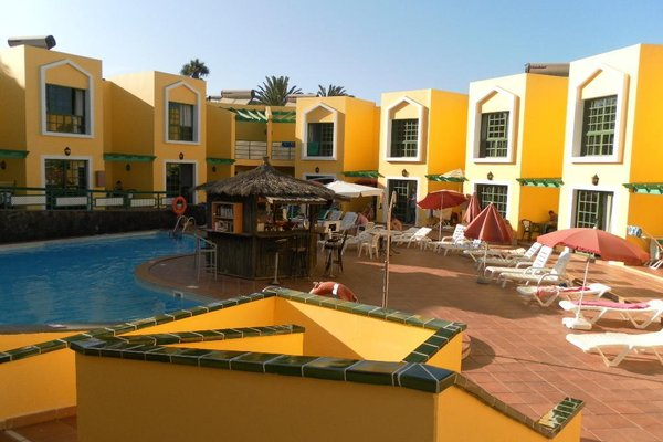 Apartamentos Caleta Playa - фото 50