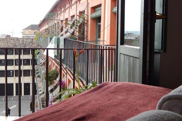 Hostel La Corredera - фото 19