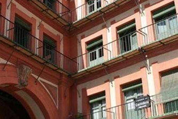 Hostel La Corredera - фото 21