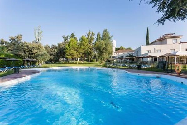 Ayre Hotel Córdoba - фото 20