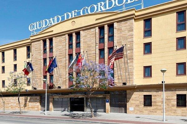 Exe Ciudad de Cordoba - фото 21