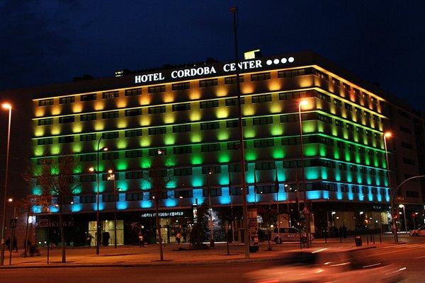 Hotel Cordoba Center - фото 23