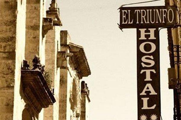 Hostal El Triunfo - фото 23