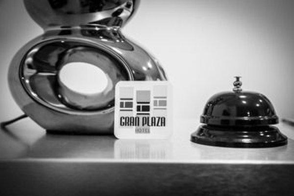 Hotel Gran Plaza - фото 18