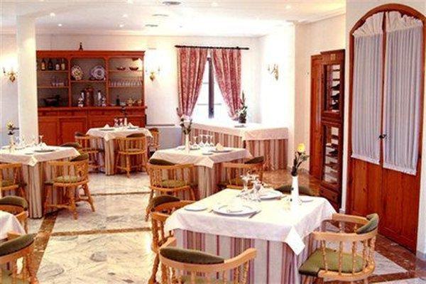 Hotel Abetos del Maestre Escuela - 11