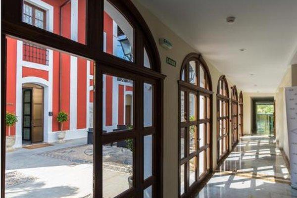 Hotel Abetos del Maestre Escuela - 15