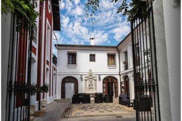 Hotel Abetos del Maestre Escuela - 18