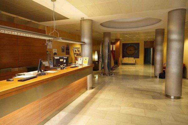 Hotel Serrano - фото 19