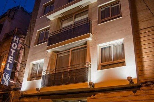 Hotel Serrano - фото 21