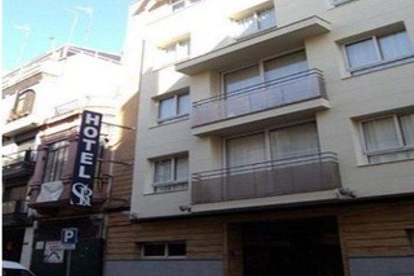 Hotel Serrano - фото 22
