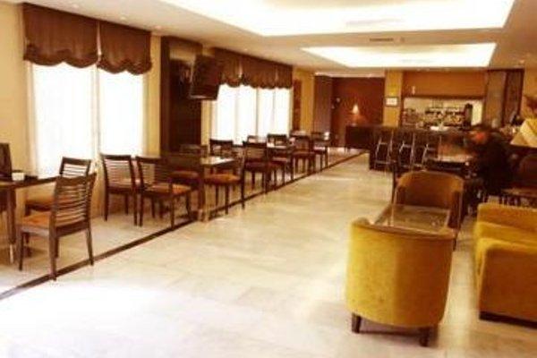 Hotel Oasis - фото 12