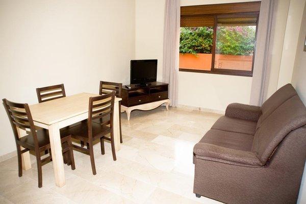 Apartamentos Turisticos La Castilleja - фото 12