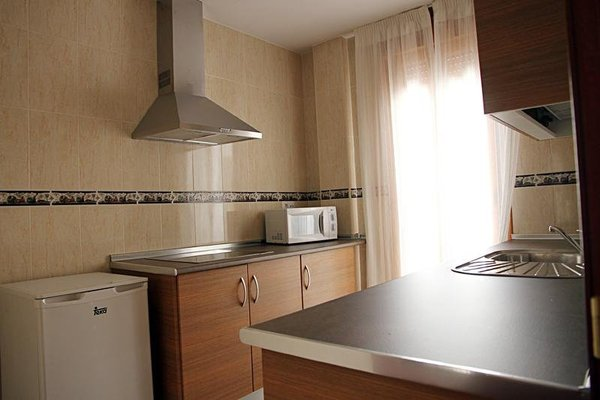 Apartamentos Turisticos Puerta Nueva - фото 20